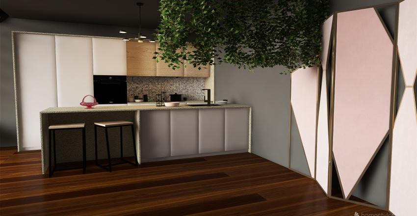 Netural Neturals Interior Design Render