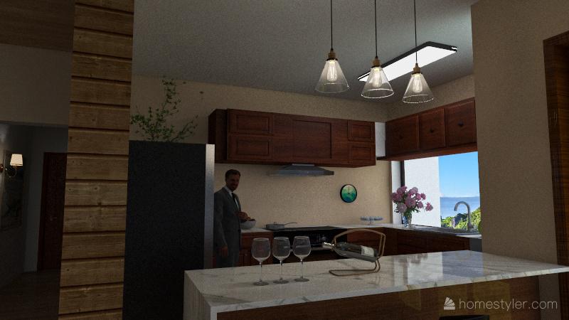 IEDhouse Anabella Interior Design Render