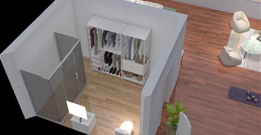 HABITACIÓN NATALIA Interior Design Render