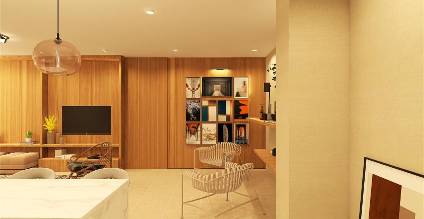 apto reforme 2 Interior Design Render