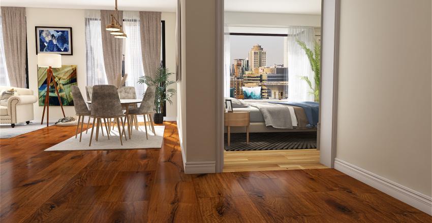 small home   12345 Interior Design Render