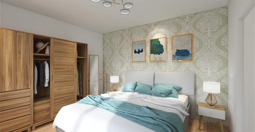 Cervia Interior Design Render
