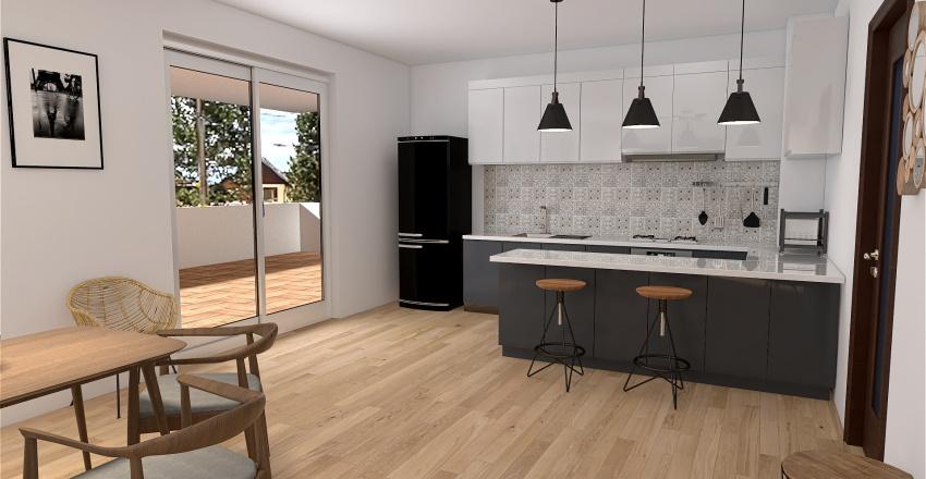 Houtaud Interior Design Render