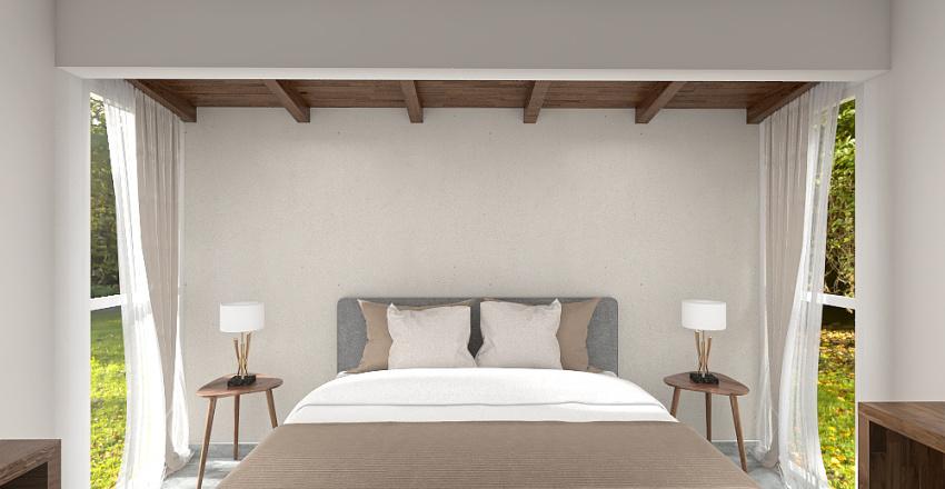 CASA GARCIAN Interior Design Render