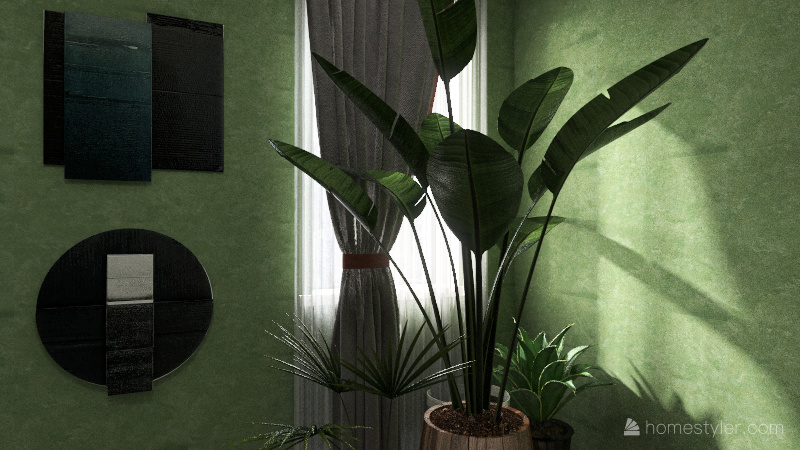 Dream Home Project Interior Design Render