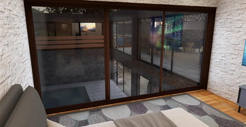 vacaciones en la naturaleza Interior Design Render