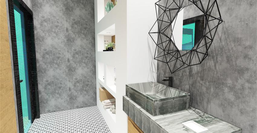 v2_House Alcântara Interior Design Render