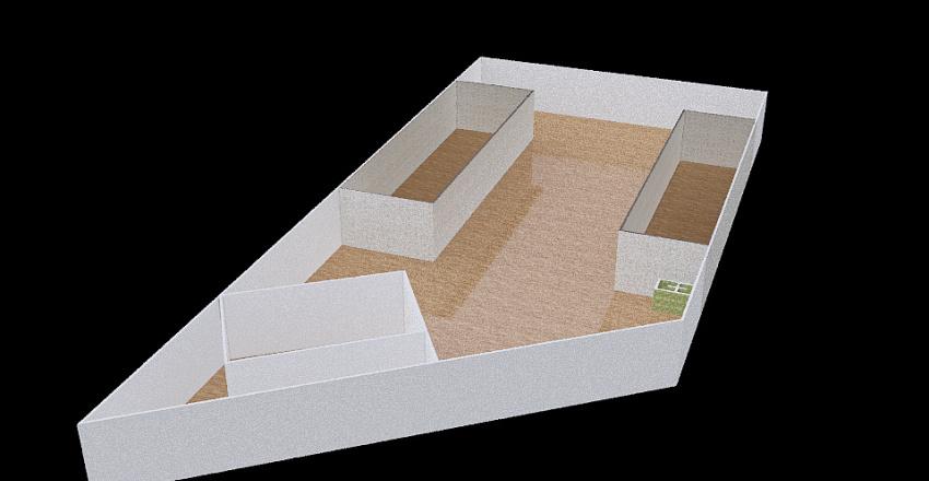 San Pedro completo Interior Design Render