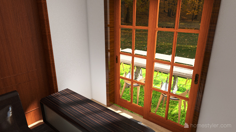 Copy of primera casa Interior Design Render