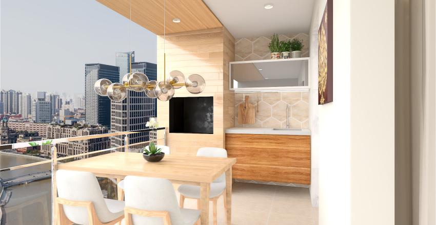 apto reforme 3 Interior Design Render