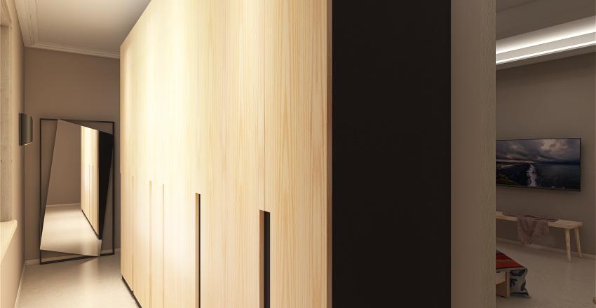 Colori Neutri Interior Design Render