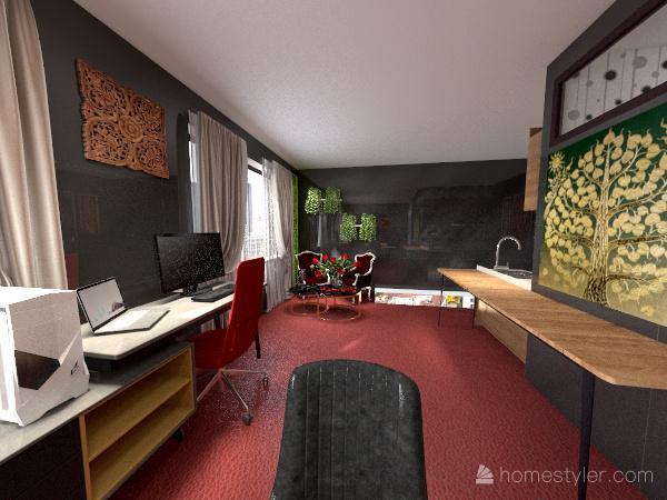 Studio Nhemetz Interior Design Render