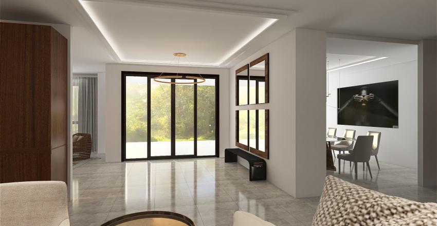 YECENINA Interior Design Render