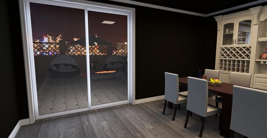 Zlegend Content House Interior Design Render