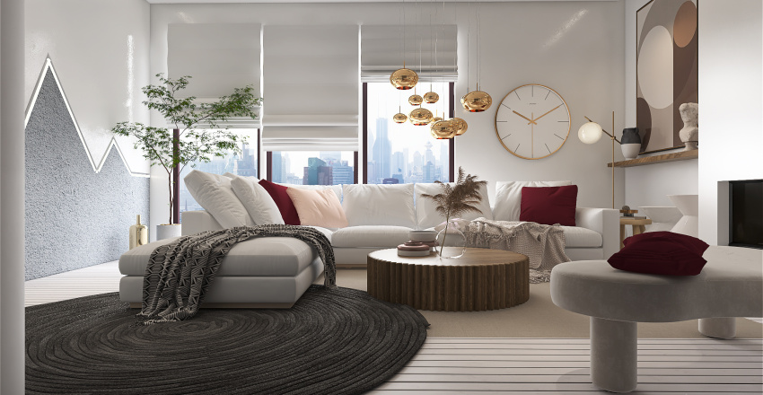 CITY  LUXURIES  Interior Design Render