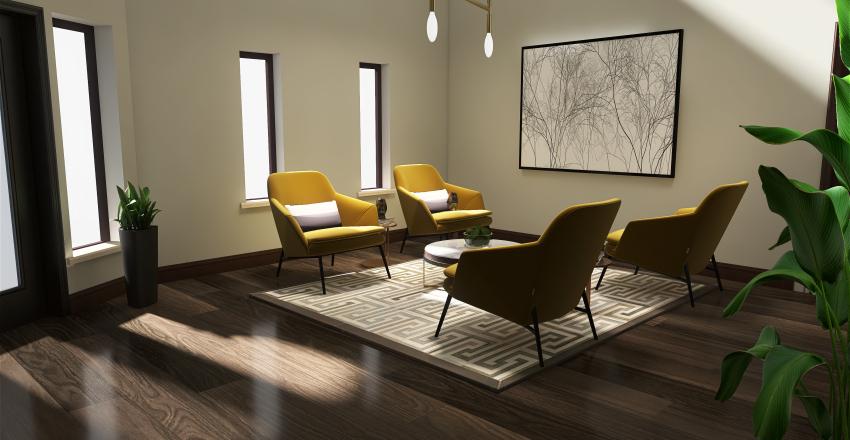 Sidaros Law Firm Interior Design Render
