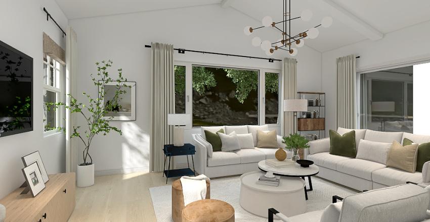 Modern Desert in Mesa Interior Design Render