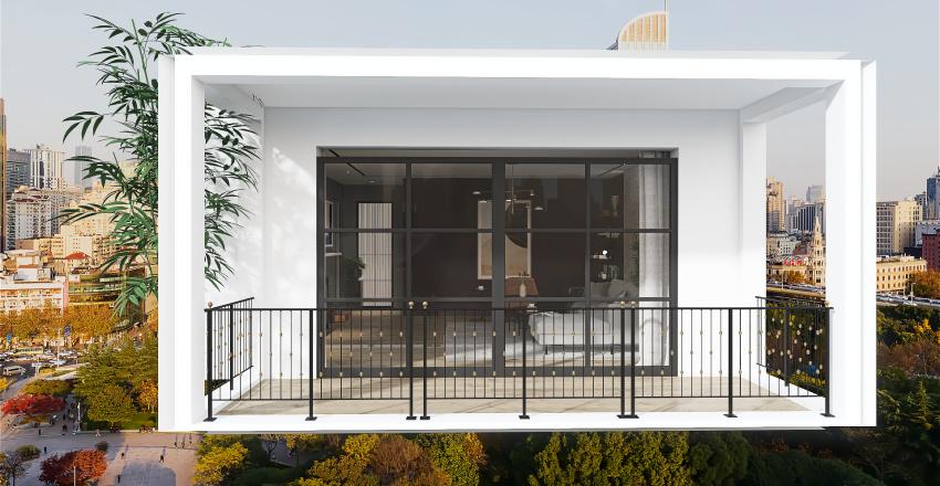 Quarto Brian Interior Design Render