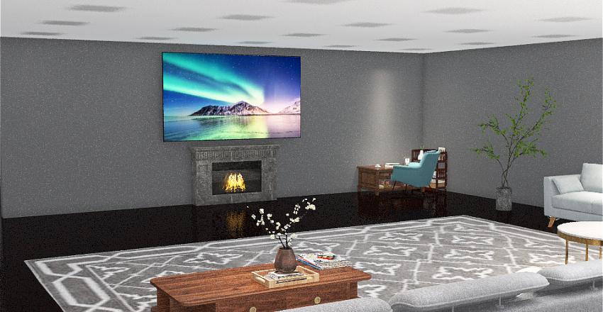 Grace Niu Dream Home Project Interior Design Render