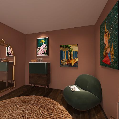 My Home :) Interior Design Render