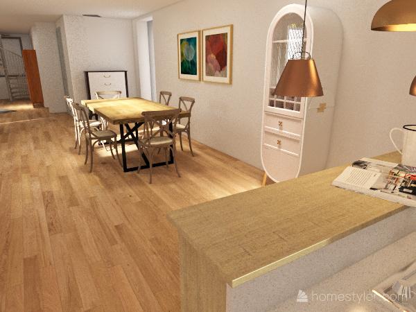 vasque Interior Design Render