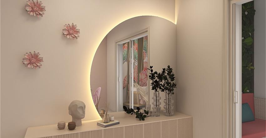apto 23 Interior Design Render