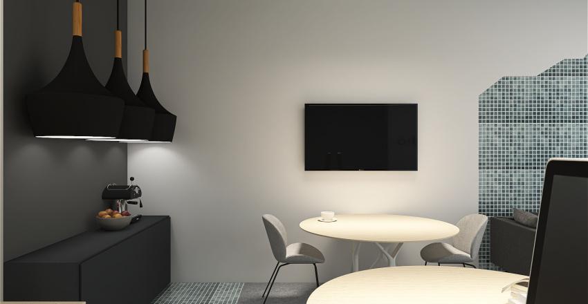 entree Studio Interior Design Render