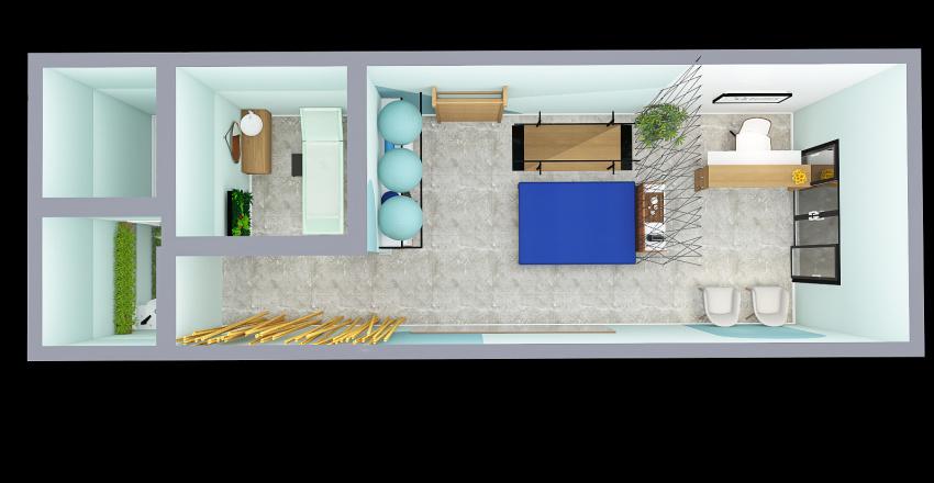 Victor Gulyas Batatinha + victorgulyas@usp.br + 29.05.21 Interior Design Render