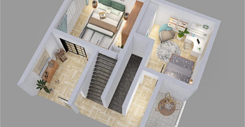 Krupka RD Interior Design Render