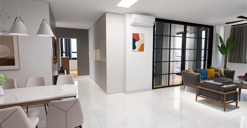 N04B-T2 03 Interior Design Render