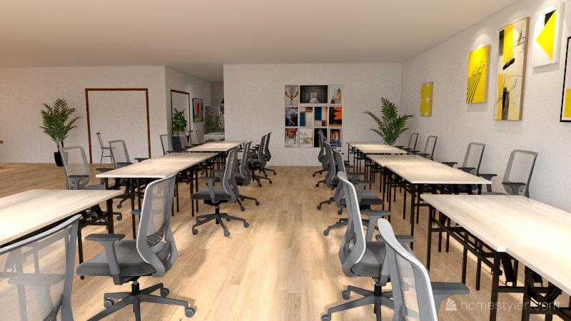5th floor Interior Design Render