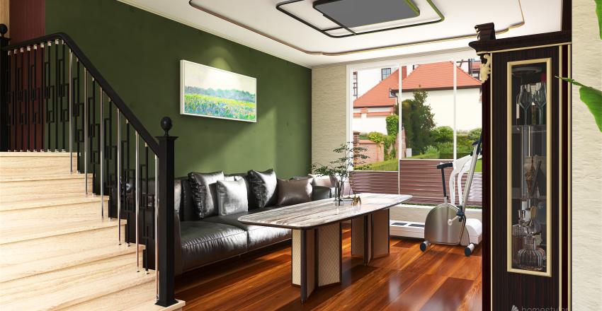 2021153025 주아현 3D HomeStyler Interior Design Render