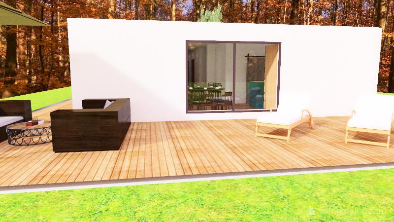 p15 Interior Design Render