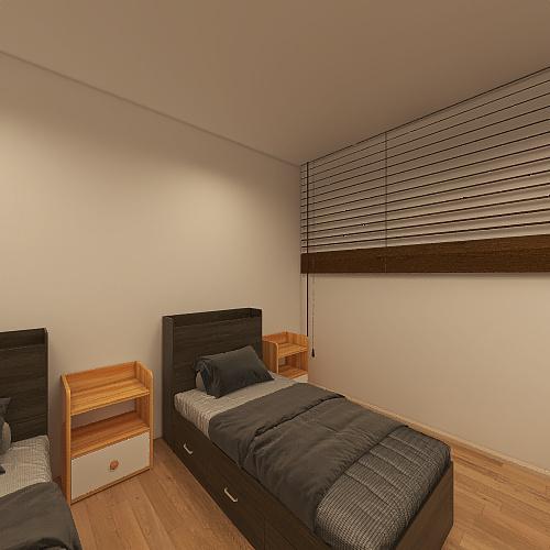 CASA CABRERA AP 306 Interior Design Render
