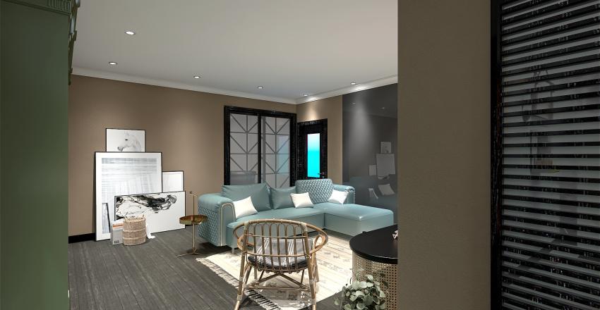 v2_Apt. Jansen Interior Design Render
