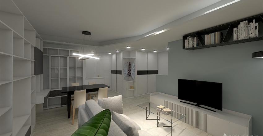 Sara Cazzulo_copy Interior Design Render