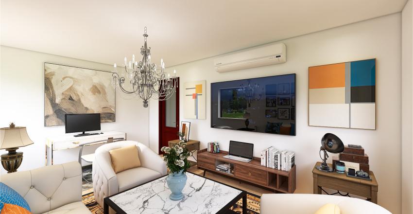 Niš, Bubanj Interior Design Render