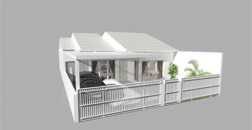 Inshaallah White House Fix 10x20 M Interior Design Render