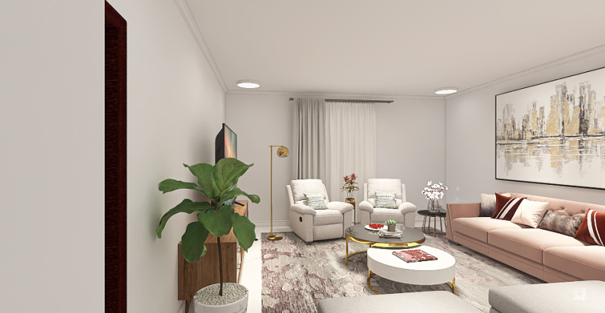 appa Interior Design Render