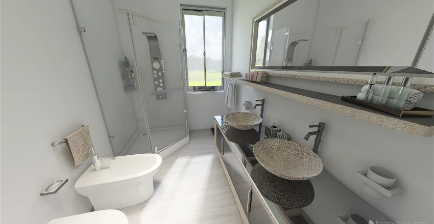 Gibilrossa Interior Design Render