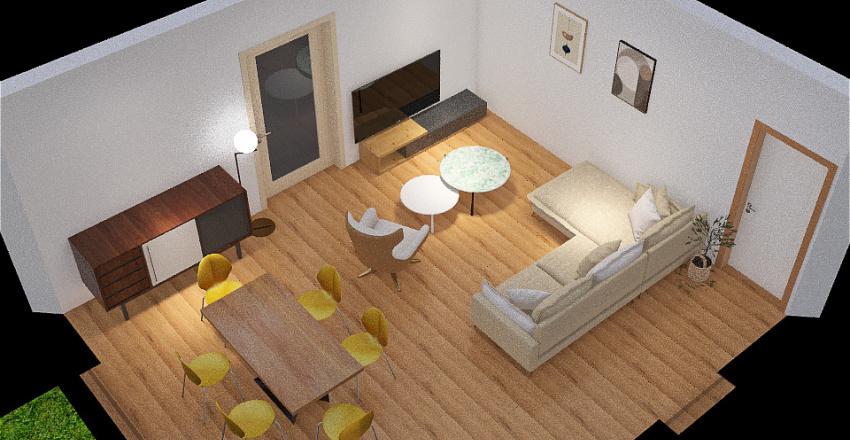 Soggiorno_2 Interior Design Render