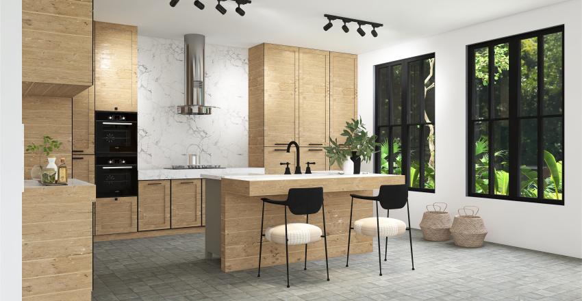 | SOUTHERN CALIFORNIA | Interior Design Render