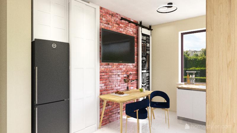 Modificare Interior Design Render