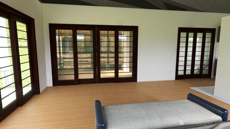 Small House V2 Interior Design Render