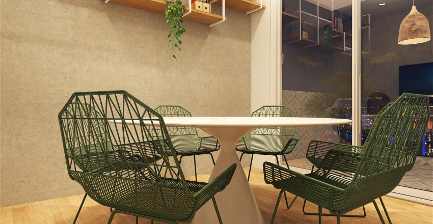 M arq Interior Design Render