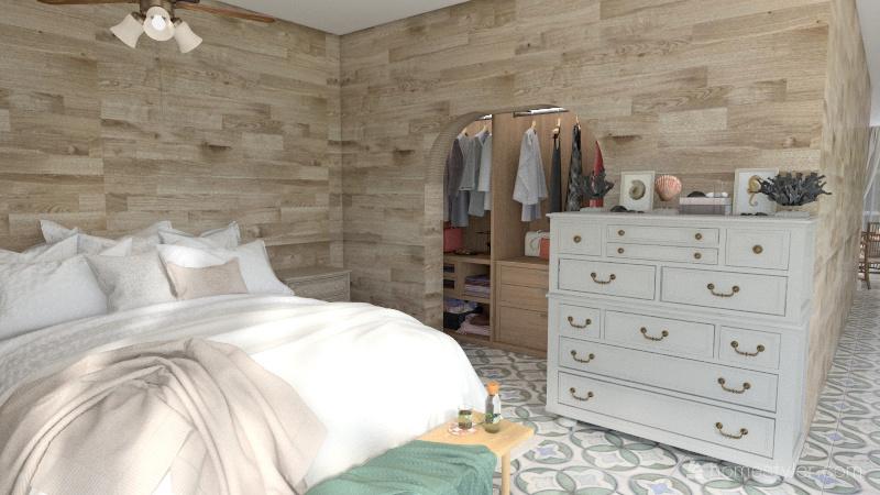 Mediteranen/Italian Home Interior Design Render