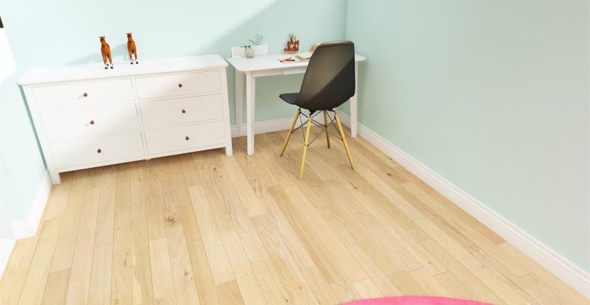 Evelina's home Interior Design Render