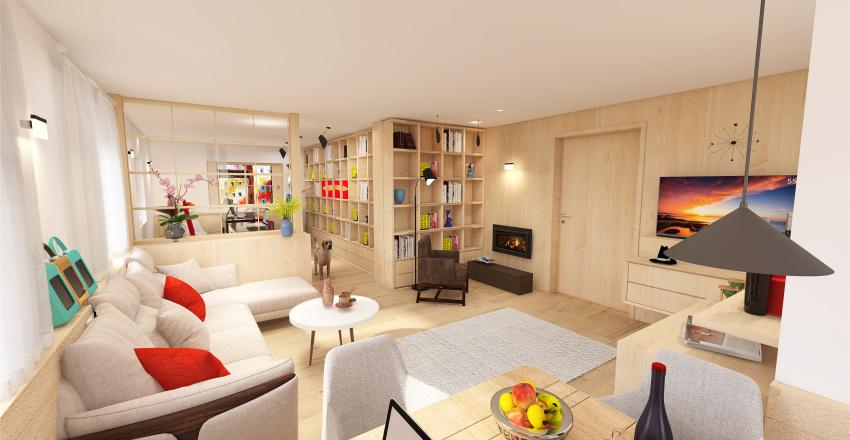 HauS_Stube_30 Interior Design Render