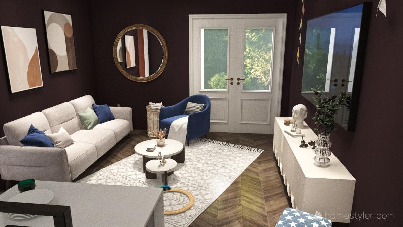 1011 House Interior Design Render