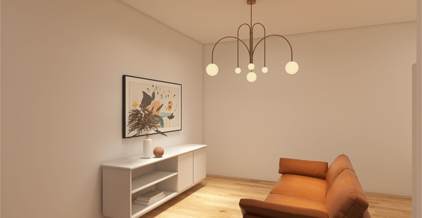 - modestly black - Interior Design Render